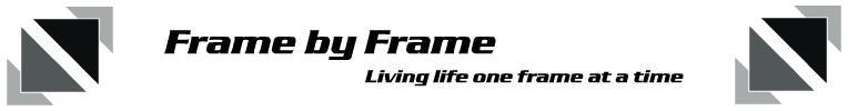 Stop Motion - FramebyFrame